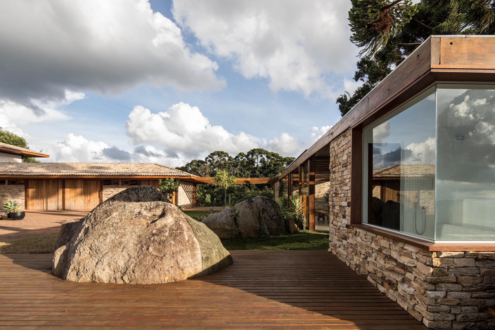 Casa da Montanha Sabella Arquitetura 04