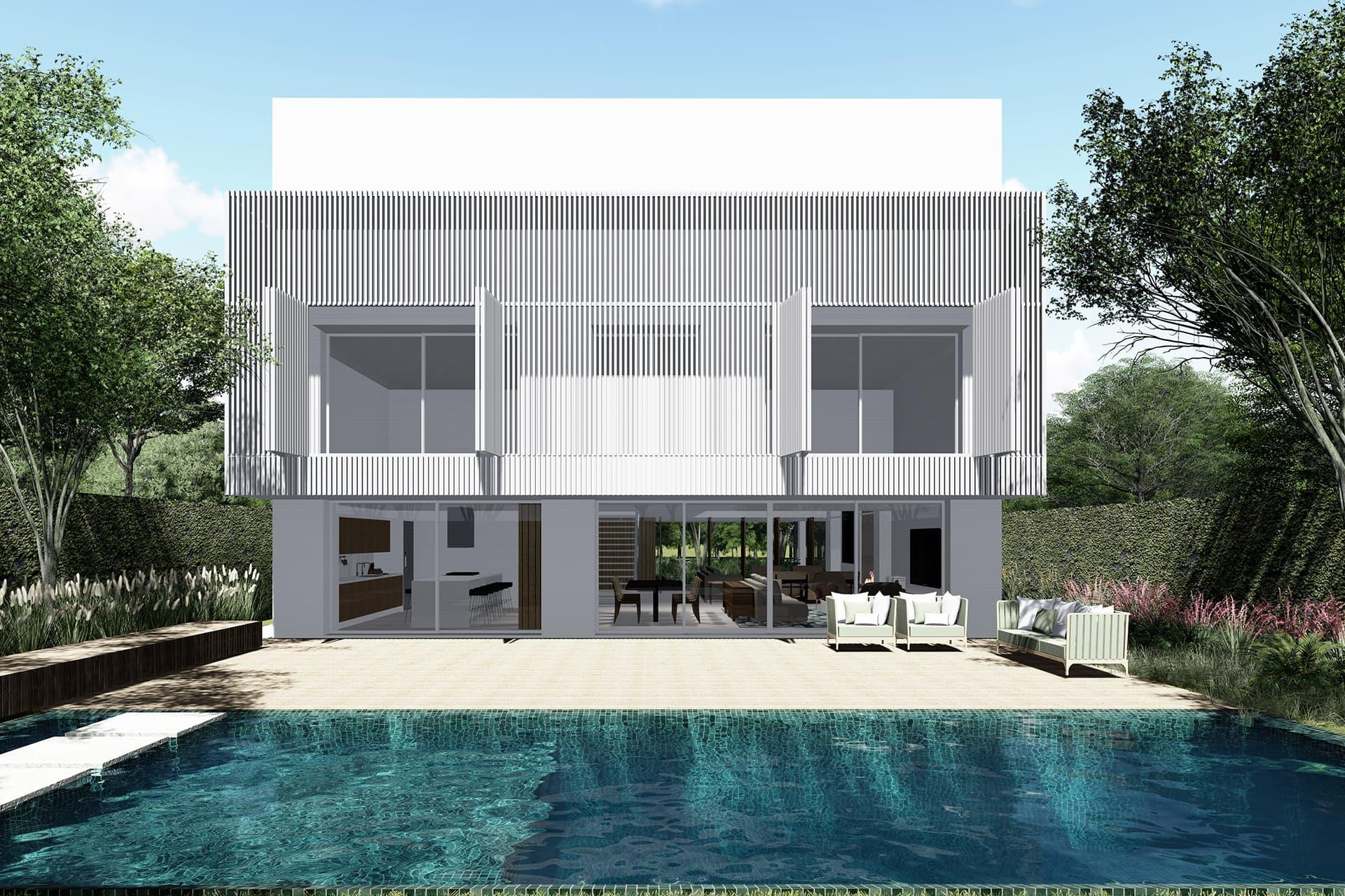 Casa Campeche Sabella Arquitetura
