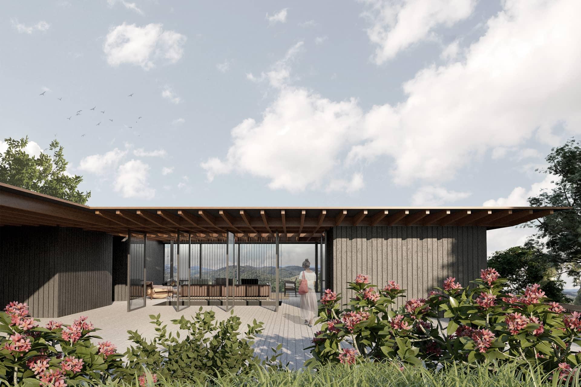 Casa Mantiqueira Sabella Arquitetura