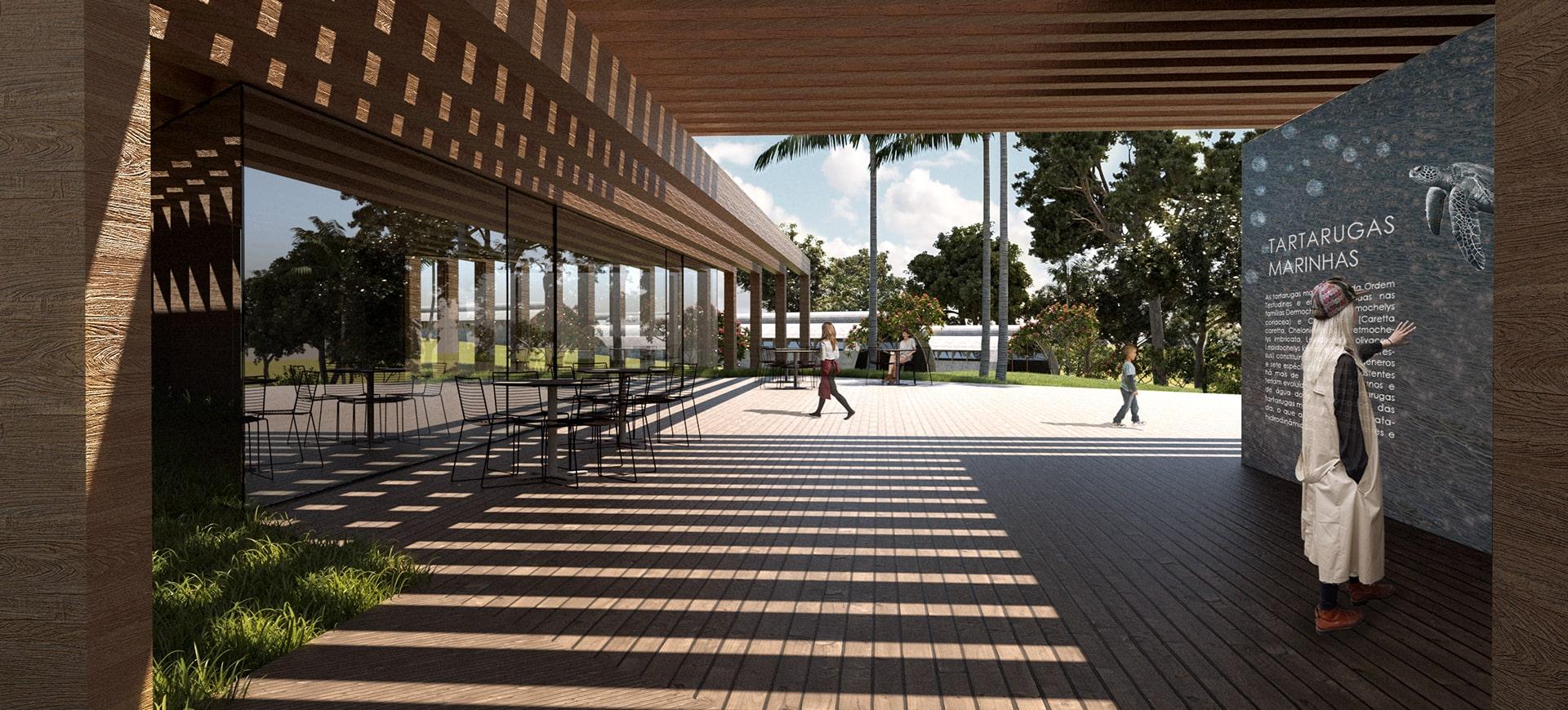 Projeto Tamar Sabella Arquitetura
