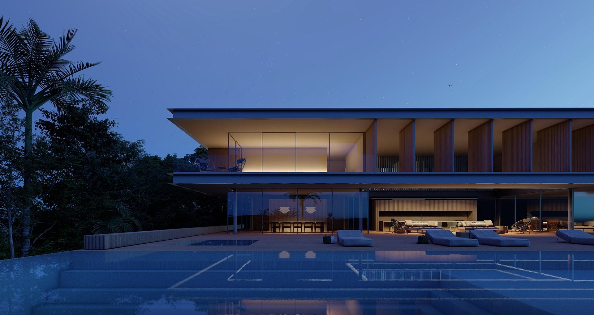 Casa Branca Sabella Arquitetura