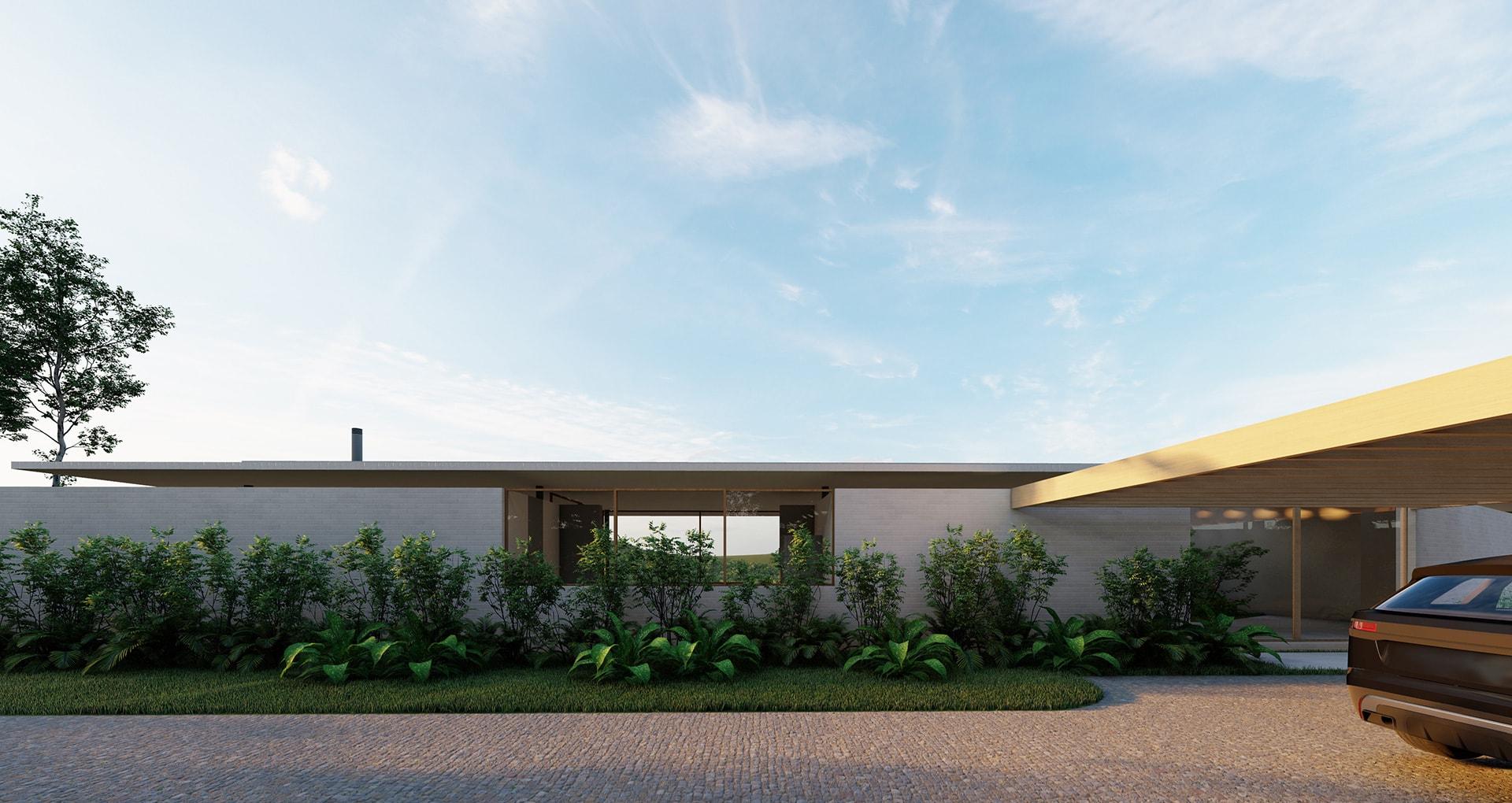 Casa Asa Delta Sabella Arquitetura