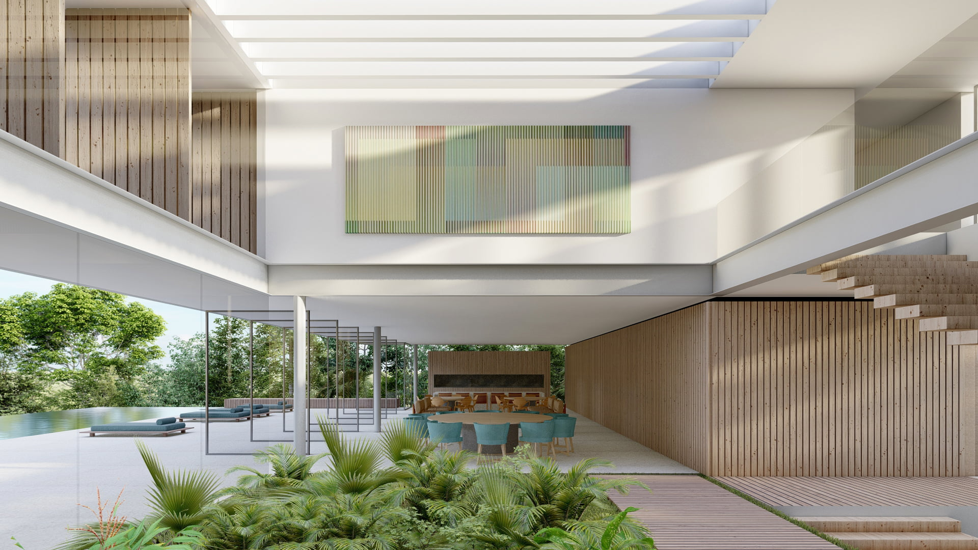 Sabella Arquitetura - Casa Branca 2