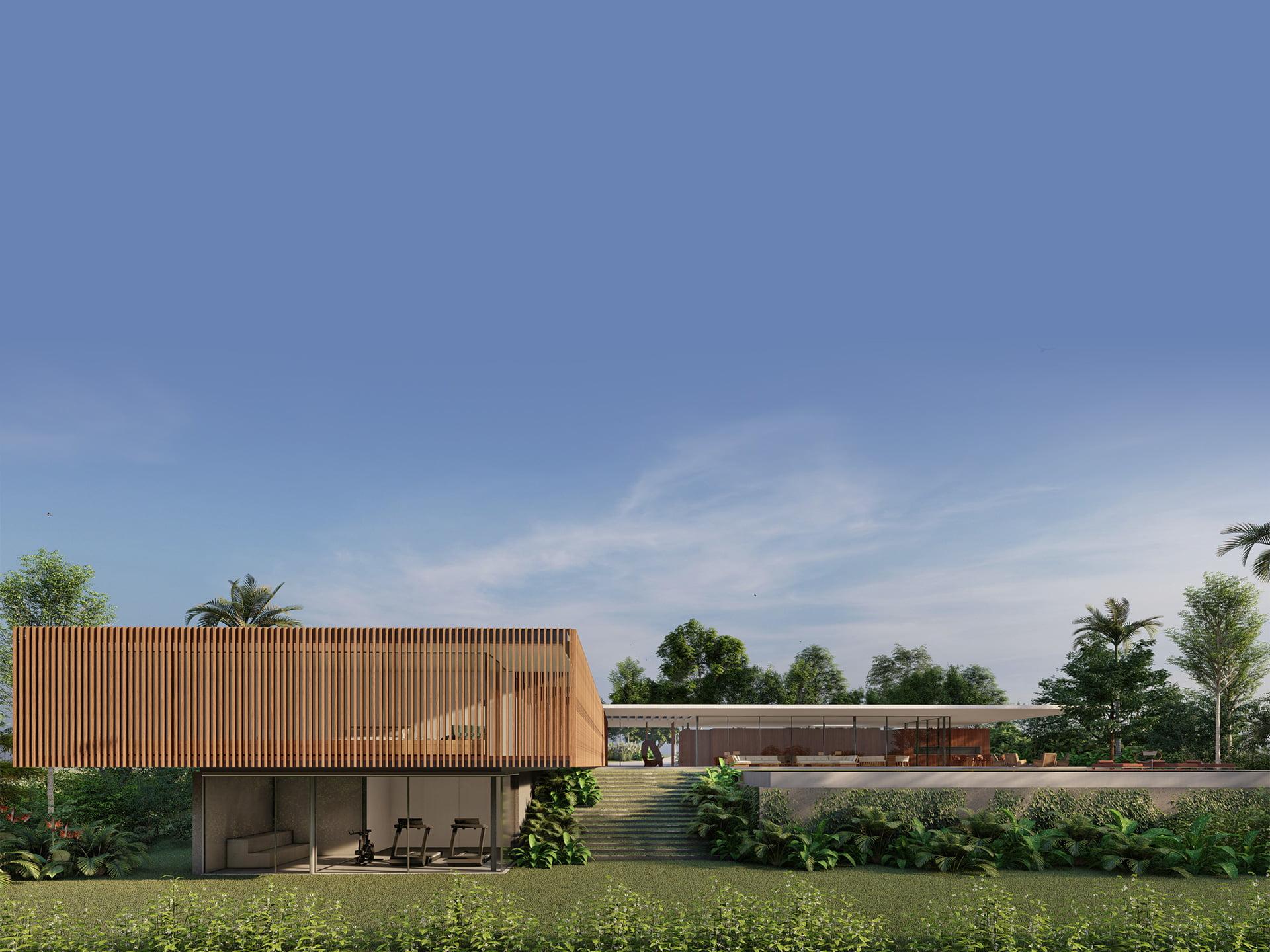 Casa da Escultura - Sabella Arquitetura