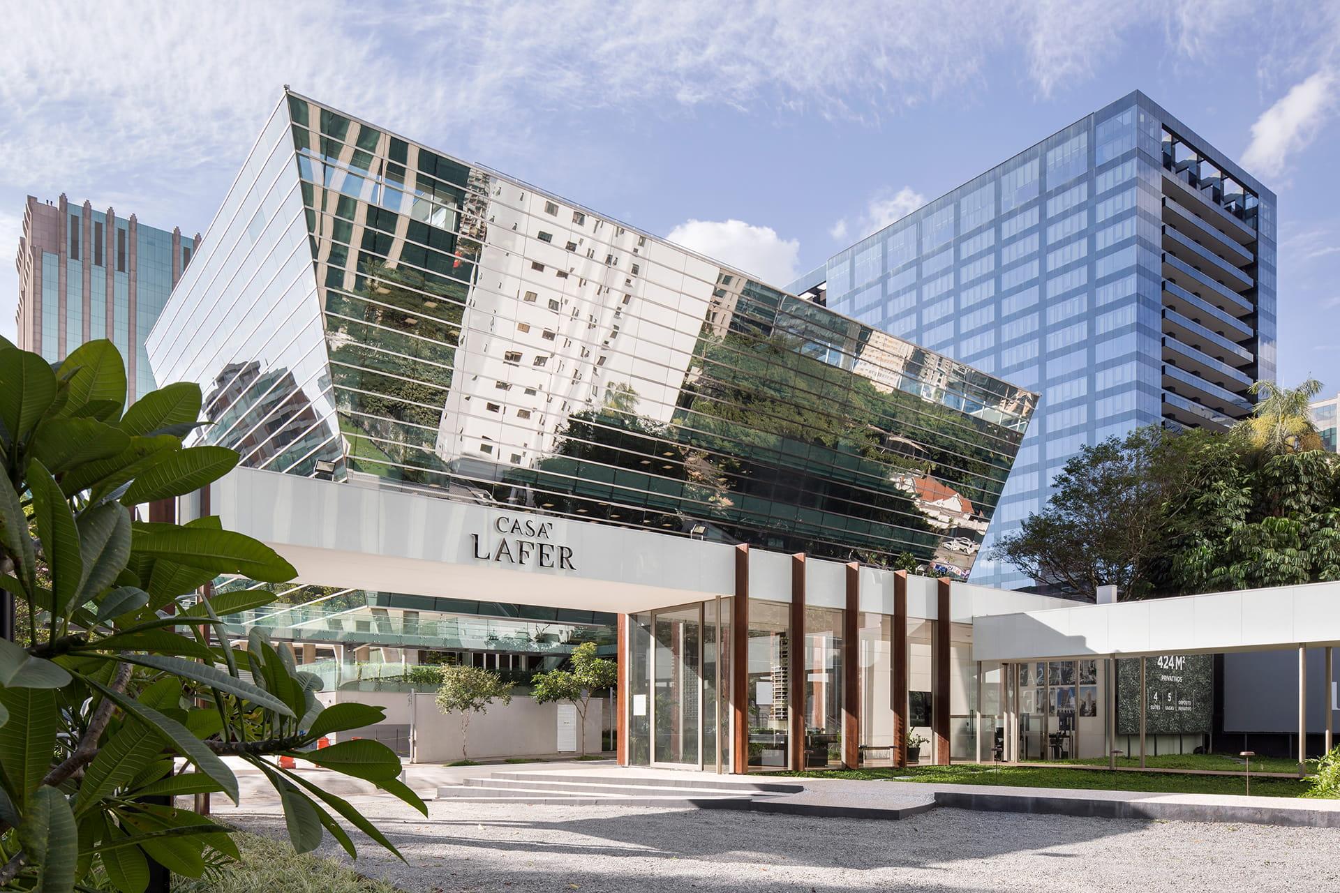 Stand Casa Lafer - Sabella Arquitetura