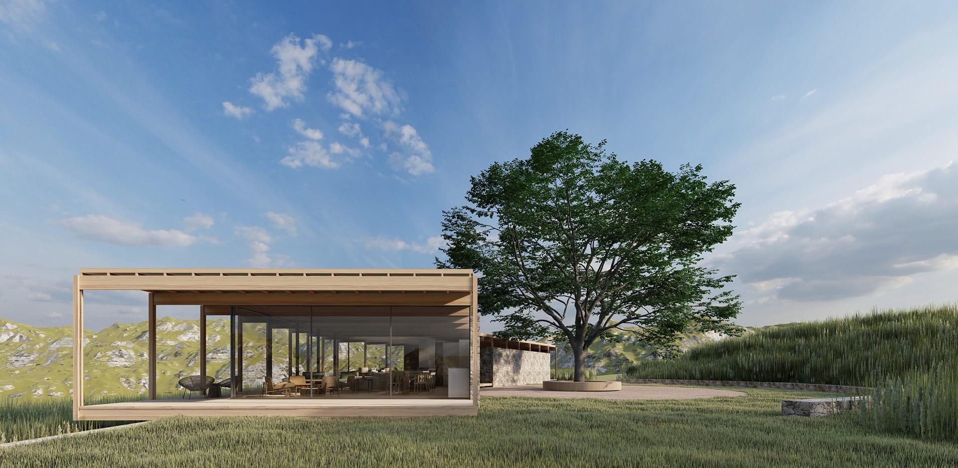 Casa Minas Gerais Itanhandu - Sabella Arquitetura