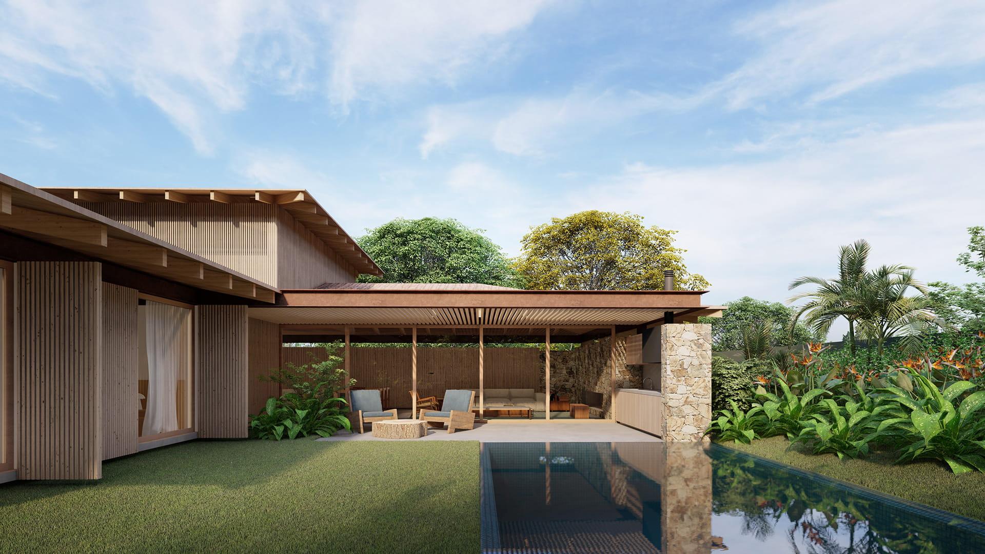 Casa Tetris Sabella Arquitetura