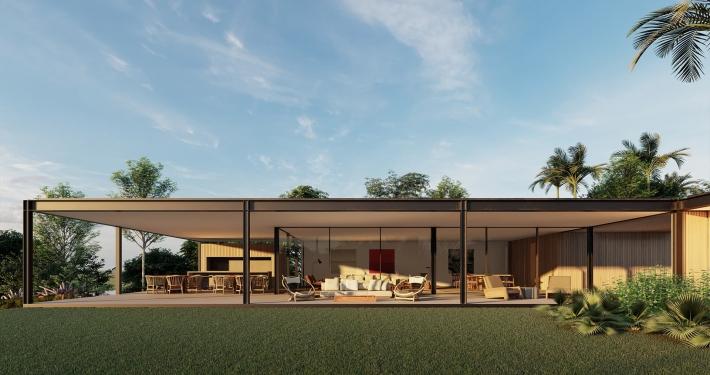 Lote 11 - Quinta da Baroneza - Sabella Arquitetura